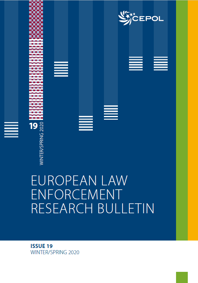European Law Enforcement Research Bulletin No. 19